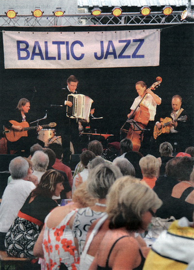 Baltic Jazz 2010